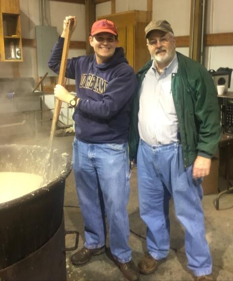 chicken stew Joseph and Jim